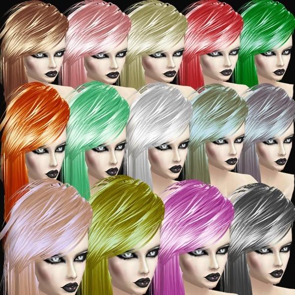 20 Hair Textures