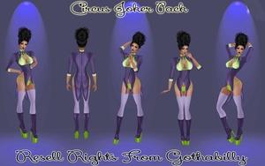 Circus Joker Pack Catty Only!!!