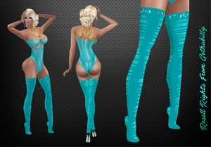 Baby Blue Shadows Pack v1 Catty Only!!!