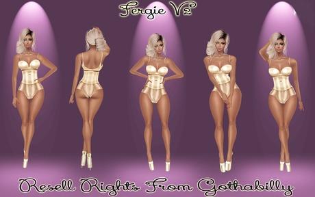Fergie V2 Catty Only!!!