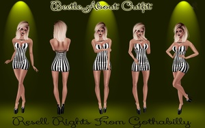 BeetleAbout Outfit Pack Catty Only!!!!