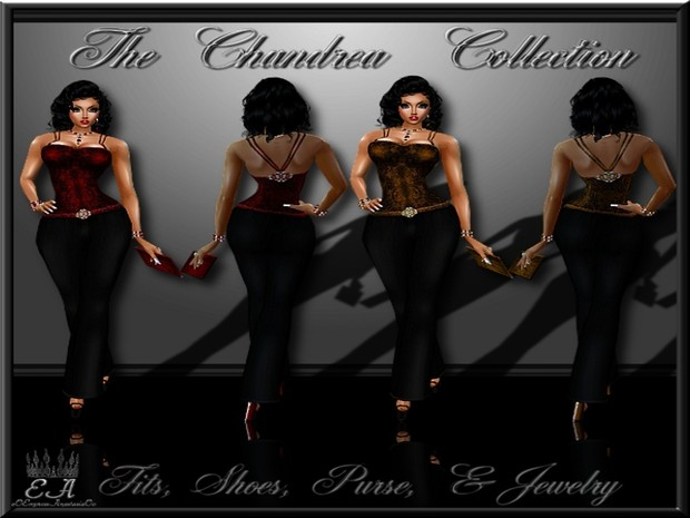 The Chandrea Collection Catty Only!!!!