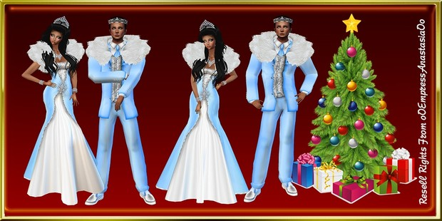 Snow King & Snow Queen Master Resell Rights!!! 0/3 People