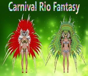 Carnival Rio Fantasy GA