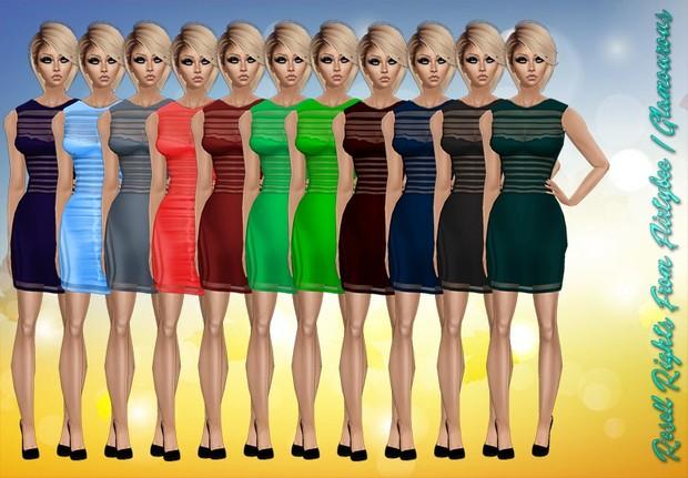 Angel Dresses v3