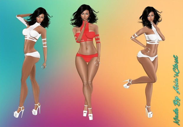 Bria Outfits Bundle 21 Colors Resell Rights!!!