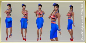 Sailor Combo Bundle Catty Only!!!