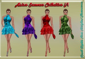 Asian Summer Collection V1 Resell Rights!!!