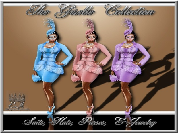 The Giselle Collection Catty Only!!!!
