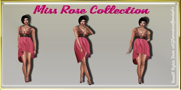 Miss Rose Collection Resell Rights!!!!