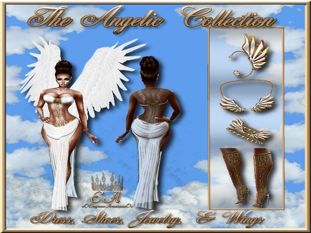 The Angelic Collection Catty Only!!!!