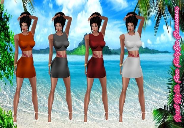 Alonge Outfit Dresses