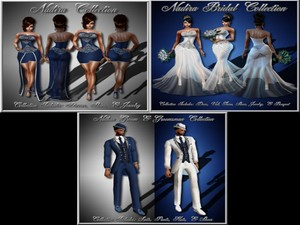 Nathan & Nadira FULL Wedding Collection Catty Only!!!!