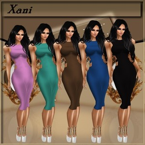Xani Dresses NO RESELL