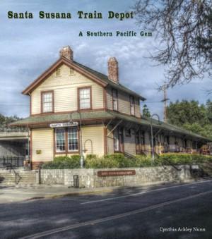 Santa Susana Train Depot