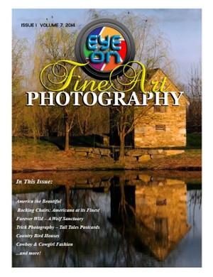 Eye on Fine Art Photography - Issue 1, Volume 7
