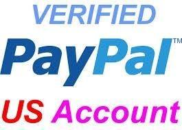 USA Bank Verified Paypal Account