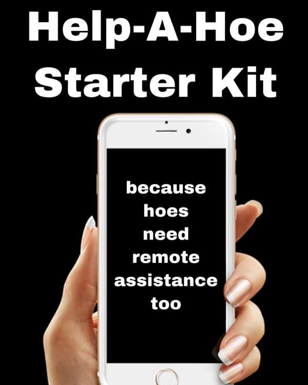 Help-A-Hoe Starter Kit