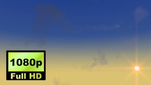 00008_Day to Night Sky animation