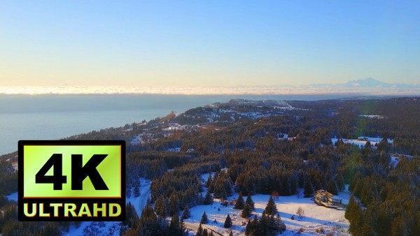 01762_aerial drone footage of winter landscape in Alaska_4K UltraHD Version