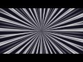 00166_Abstract animated black and white kaleidoscope