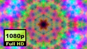 00037_abstract colorful animated kaleidoscope