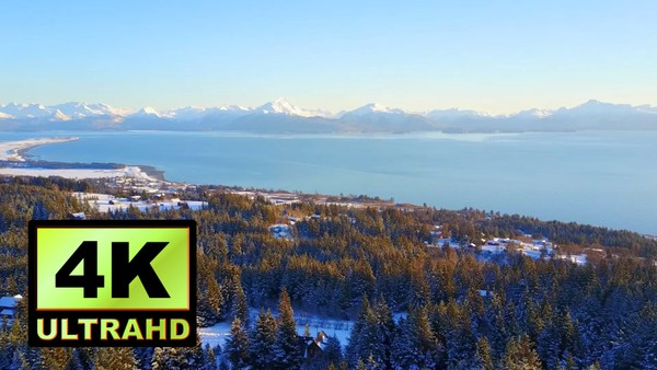 01763_aerial drone footage of winter scenery in Alaska_4K UltraHD Version