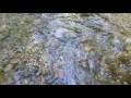 00324_GoPro Hero 4 1080p/60fps clean streaming water slow motion seamless loop