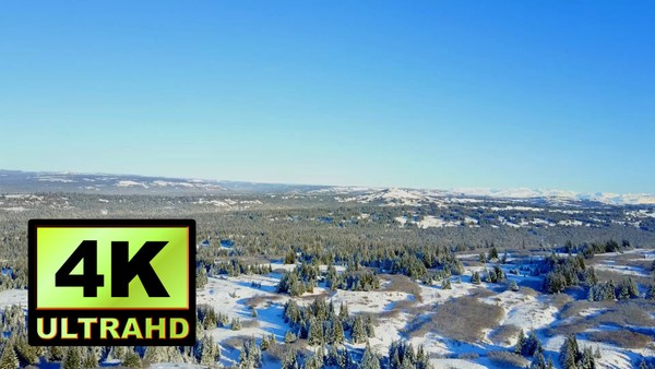 01747_aerial drone footage of winter scenery in Alaska_4K UltraHD Version