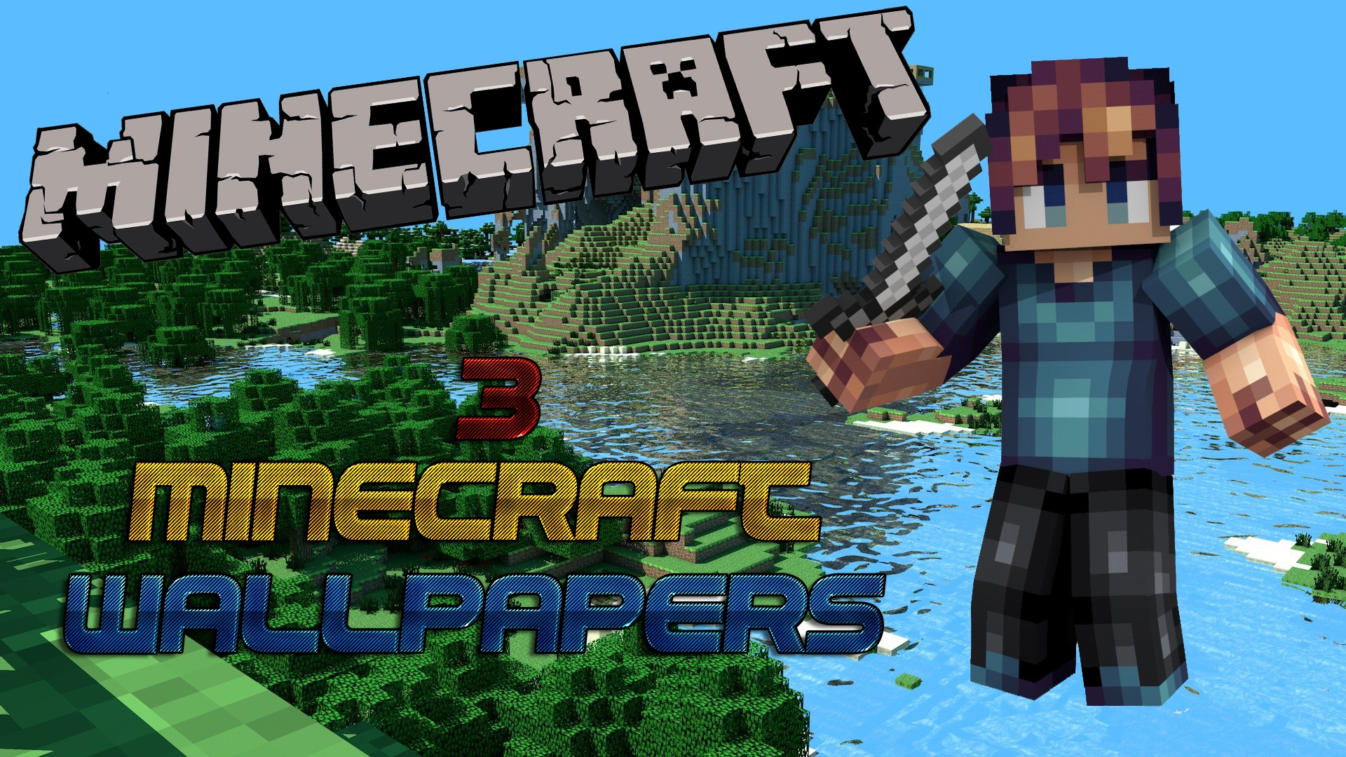 3 Minecraft Wallpapers Hd