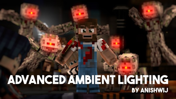 Advanced Ambient C4D Light by Anishwij