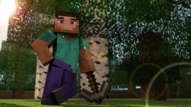 Minecraft - Template Rig by Anishwij