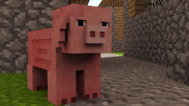Pig by Anishwij