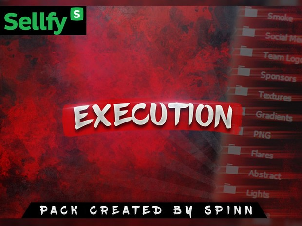 THE EXECUTION GFX PACK BY SPINN