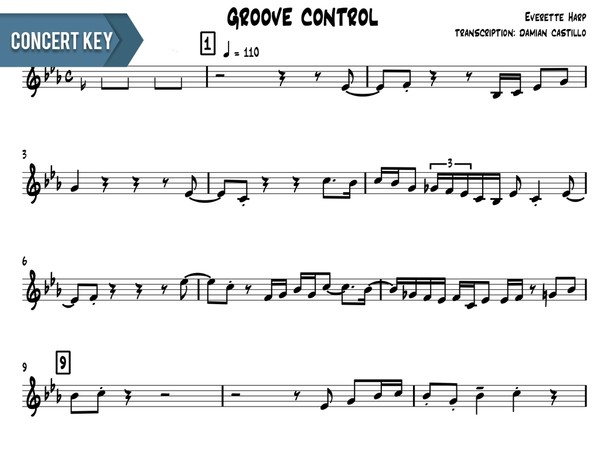 Everette Harp -