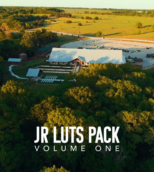 JR LUTS pack