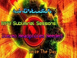 Seize The Day MP3 Subliminal Session