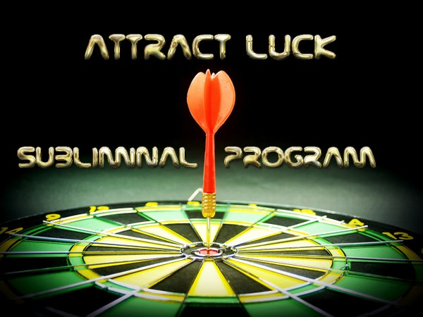Attract Luck Subliminal Program