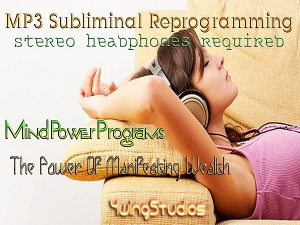 The Power Of Manifesting Wealth Subliminal MP3