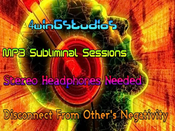 Disconnect From Other's Negativity MP3 Subliminal Session