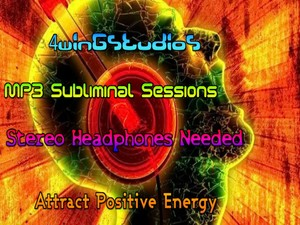 Attract Positive Energy MP3 Subliminal Session