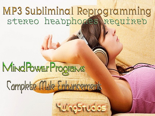 Complete Male Enhancement Subliminal MP3
