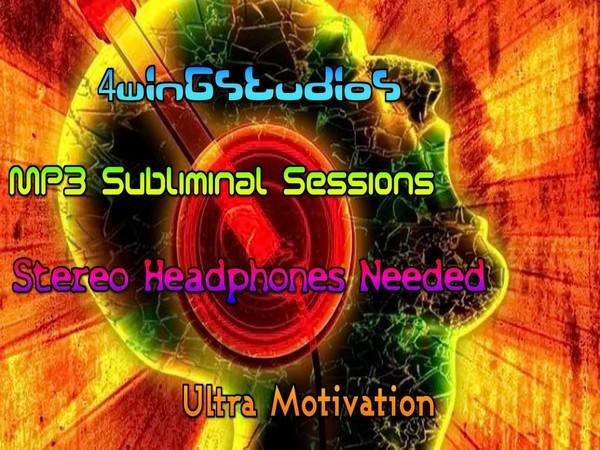 Ultra Motivation MP3 Subliminal Session
