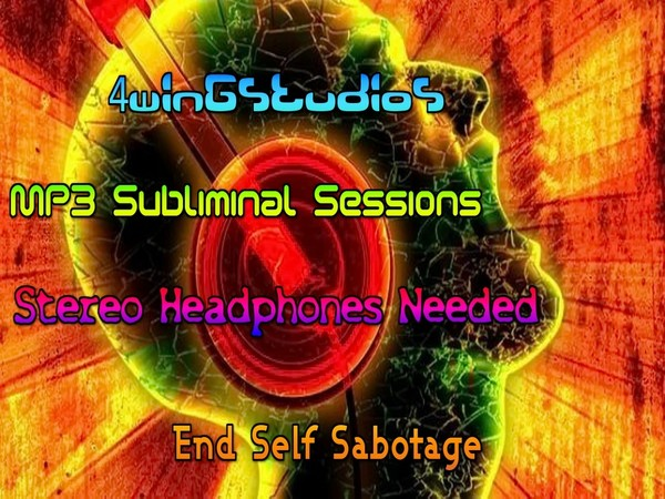 End Self Sabotage MP3 Subliminal Session