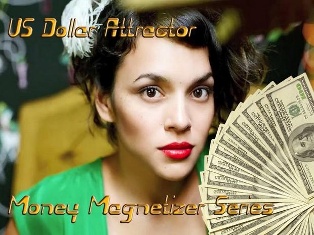 Money Magnetizer Series - US Dollar Attractor Mind Movie