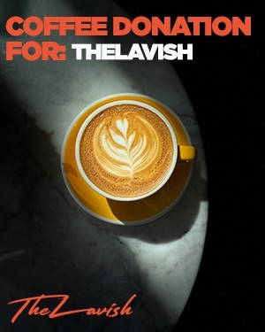 Coffee Donation for TheLavish