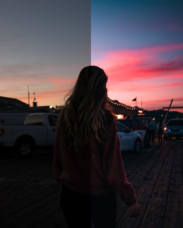 Pink Sunset Preset Pack - @ruusstty