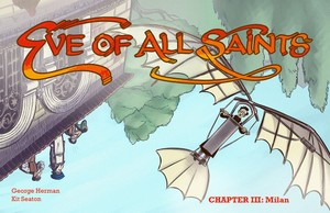 Eve of All Saints 3 Milan