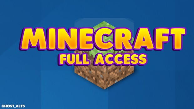 accounts for minecraft