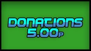 Please Donate 5.00p